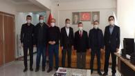 Memur Sen Yozgat Şubesinden Başkan Başer'e ziyaret