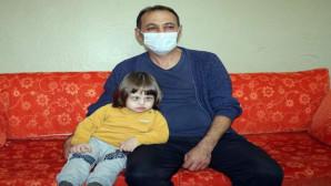 Down sendromlu lösemi hastası küçük Umut'un ailesi destek bekliyor