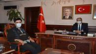 Yunus Çelikkaya'dan Başkan Köse'ye ziyaret