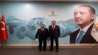 AK Parti Yozgat İl Başkanı Yusuf Başer oldu