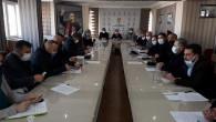 AK Parti İl yönetiminde görev dağılımı yapıldı