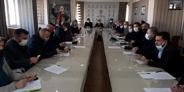 Başkan Başer: Korona salgınına karşı tedbiri elden bırakmayalım