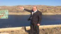 Çelik: Yapılacak baraj ile 16 Bin dönüm arazide sulu tarım yapılır