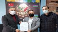 BBP Yerköy İlçe Başkanlığına Kaan Şahin atandı