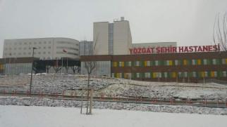 Yozgat Şehir Hastanesi 4 yılda 3 Milyon 272 Bin hastaya hizmet verdi