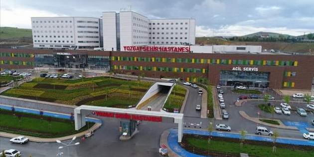 Yozgat Şehir Hastanesi'nde mesai sonrası poliklinik hizmeti