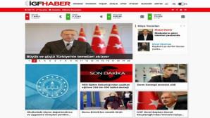 İGF Haber Ajansı yayın hayatına başladı