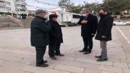Başkan Köse, esnaf ve vatandaş ziyaretlerini sürdürüyor