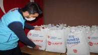 Diyanet Vakfı Yozgat Şubesinden 400 öğrenciye kıyafet yardımı