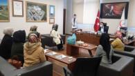 AK Parti Kadın Kollarından sağlık çalışanlarına destek