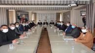 Bozdağ, Ak Parti İlçe Başkanları istişare toplantısına katıldı