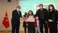 Pandemi'de kitap okuyup ödül kazandılar