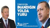 AK Parti Yozgat teşkilatlarından Ankara'ya çıkarma