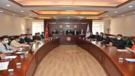 Başkan Köse'den geniş kapsamlı toplantı