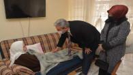 Başkan Köse, yaşlıların gönlünü aldı