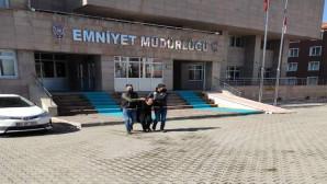 Yozgat'ta uyuşturucu operasyonunda 1 kişi tutuklandı