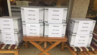 Alperen Ocakları İl Teşkilatı'ndan kahveci esnafına gıda paketi