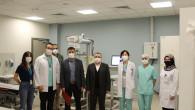 Yozgat Şehir Hastanesinde Girişimsel Radyoloji Ünitesi açıldı