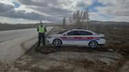 Jandarma Trafik maket araçları yollarda