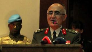 Korgeneral Osman Erbaş'ı taşıyan helikopter düştü: 9 şehit 4 yaralı