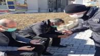 Sarıkaya'da Kovid -19 denetimleri devam ediyor