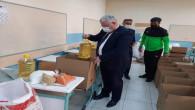 Yozgat Merkez Ortaokulu'ndan örnek çalışma