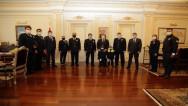 Polis Teşkilatından Vali Polat'a ziyaret