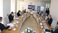 Karadağ, Üniversiteler Birliği toplantısına katıldı