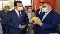 Yozgat'ta 66 çiftçiye 3 Bin 300 kaz dağıtıldı