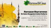 Sürmeligaz İşletme Müdürlüğü Yozgat halkının bayramını kutladı