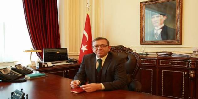 Vali Polat: Bayramlaşmayı, telefonla yadaonline görüşerek yapmalıyız