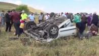 Yozgat'ta trafik kazası: 1 kişi öldü, 1 kişi yaralandı