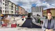 Sorgun Belediyesi yol yapım çalışmalarını sürdürüyor