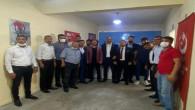 BBP'li Şahin : Partimiz halkımızın gönlünde taht kurmuş bir partidir