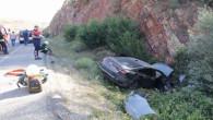 Yozgat'ta trafik kazasında 1 kişi öldü,4 kişi yaralandı