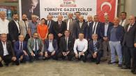 TGK'da Başkan Kolaylı güven tazeledi, Kiracı yine yönetimde