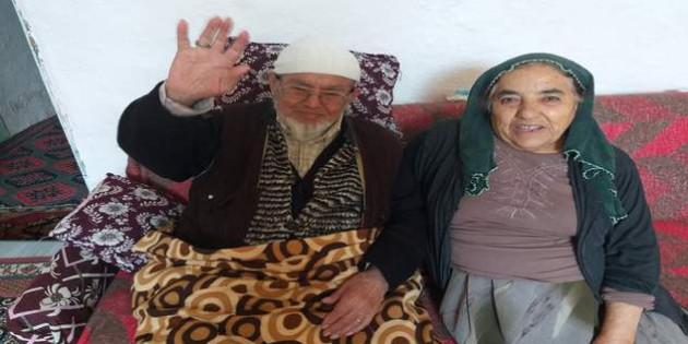 92 yaşında Kovid hastalığını yendi