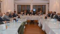 Başkan Köse, Oda temsilcileri ile bir araya geldi