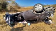 Öğretmenler kaza yaptı: 2 yaralı