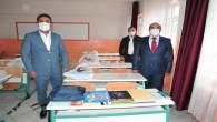 Yozgat TSO'dan 666 öğrenciye çanta ve kırtasiye yardımı