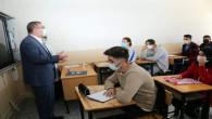 Vali Polat'tan öğrencilere altın nasihatler