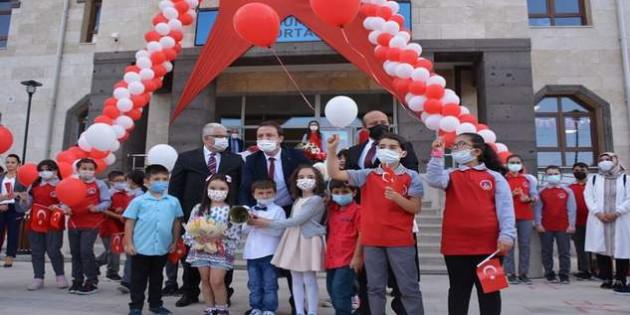Yozgat'ta İlköğretim Haftası kutlandı