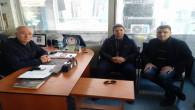POMEM Müdürü Zafer Kişi'den gazetemize ziyaret