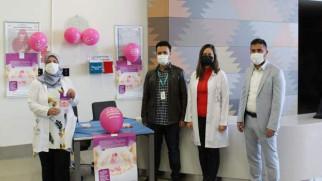 Tanı konulan her 4 kadından 1'i meme kanseridir
