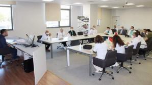 Pandemi Kurulu Başhekim Kozan başkanlığında toplandı