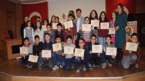 Yozgat Belediyesi Çocuk Meclisi başkanını seçti