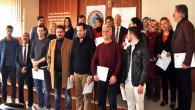 Yozgat'ta 30 girişimci sertifikalarını aldı