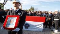 Şehit Özel Harekat Polisi Tufaner, son yolculuğuna uğurlandı