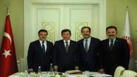 Başer: Başbakan'a Yozgat'a yapılan ve yapılması gereken projeleri anlattı