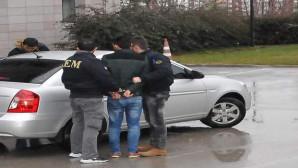 Yozgat'ta terör operasyonunda 2 kişi tutuklandı